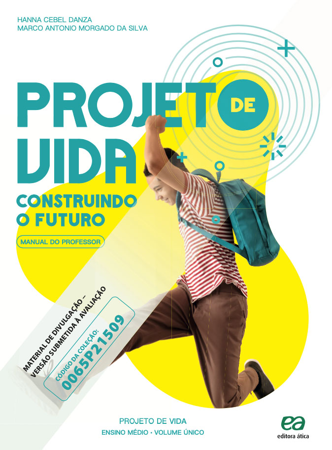 Capa do livro Construíndo o Futuro - Projeto de Vida