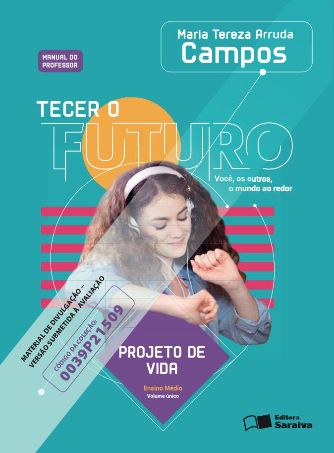 Capa do livro Tecer o Futuro - Projeto de Vida